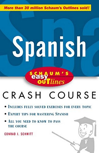 outline for spanish The james madison high school spanish iii online course is great for developing your spanish language skills and knowledge spanish 3 online course.