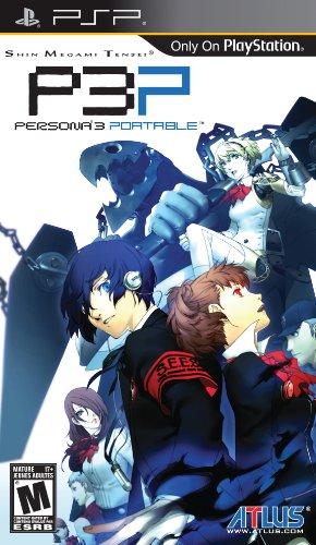 Shin Megami Tensei: Persona 3 Portable - Sony PSP