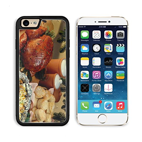 Roasted Chicken Bread Buns Feast Apple Iphone 6 Tpu Snap Cover Premium Aluminium Design Back Plate Case Customized Made To Order Support Ready Luxlady Iphone_6 Professional Case Touch Accessories Graphic Covers Designed Model Sleeve Hd Template Wallpaper front-640674