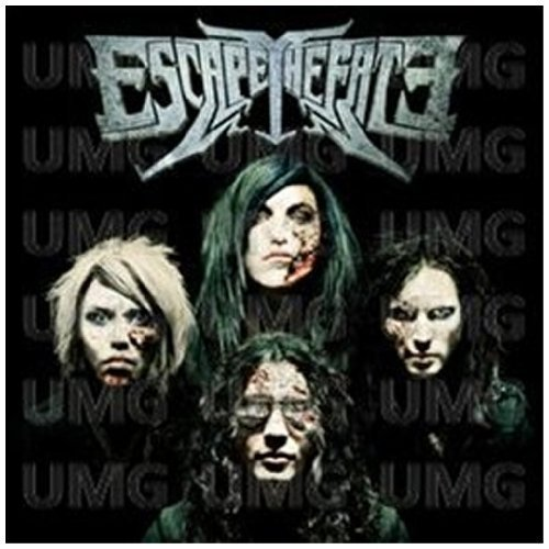 Escape The Fate by Escape The Fate (2010) Audio CD