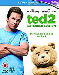 Ted 2 (Blu-ray + UV Copy) [2015]