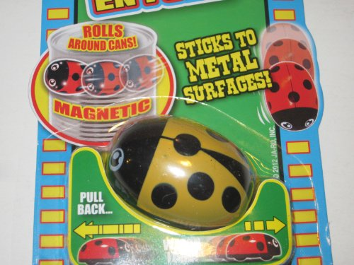 Roll A Bug Magnetic Ladybug Wind Up