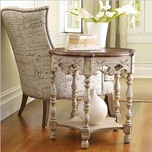 Amazon Com Hooker Furniture Sanctuary Round Accent Table