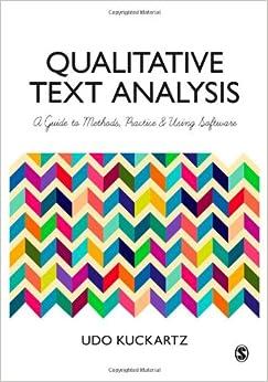 Qualitative Text Analysis cover image
