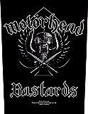 Motörhead - Bastards - Backpatch