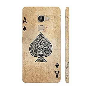 Enthopia Designer Hardshell Case BE THE ACE OF SPADES Back Cover for Letv Le Max