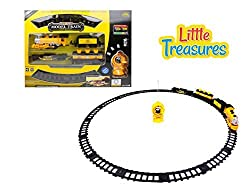 Commercial Locomotive Engineer Train Set Help Build The Track To Extend The Rail Line To Other Citys Remote Controlled, Battery Operated With Sound And Lights