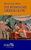 img - for Die r  mische Liebeselegie book / textbook / text book