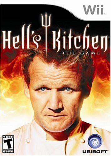 Hells Kitchen The Video Game
