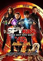 Spy Kids 4D - Alle Zeit der Welt
