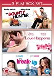3 Film Box Set: The Break-Up/Bounty Hunter/Love Happens [DVD]