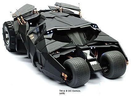 Batmobile Dark Knight Hot Toys Hot Toys' The Dark Knight 1:6