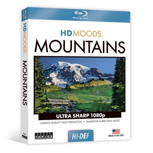 HD Moods: Mountains / HD Moods: Горы (2008)