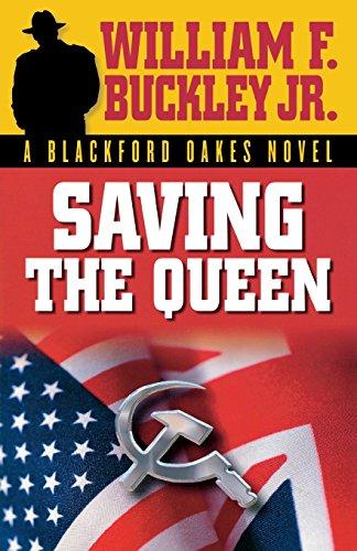 Saving the Queen (Blackford Oakes Novel)