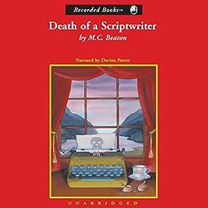 Death of a Scriptwriter Hörbuch