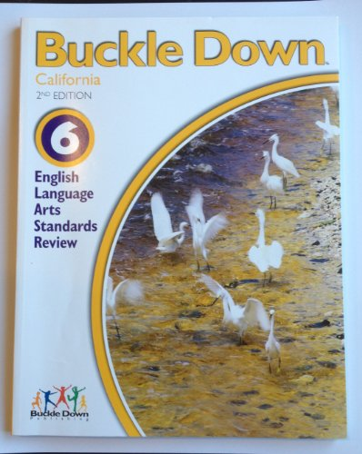 Buckle Down California 2nd Edition 6 English Language Arts Standards Review PDF