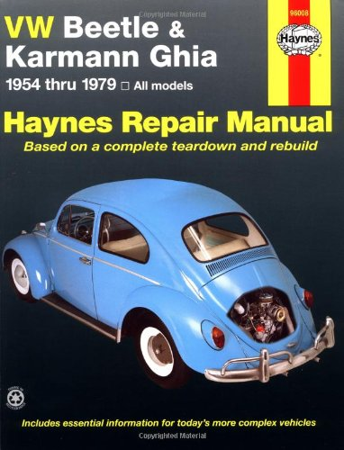 hanes automotive manual