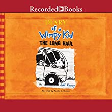 Diary of a Wimpy Kid: The Long Haul (       UNABRIDGED) by Jeff Kinney Narrated by Ramon De Ocampo