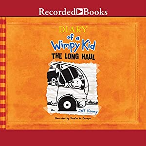 Diary of a Wimpy Kid: The Long Haul Audiobook