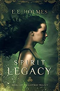 Spirit Legacy by E.E. Holmes ebook deal
