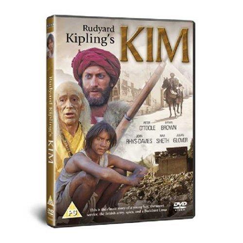 Kim by Rudyard Kipling [1984] [DVD]