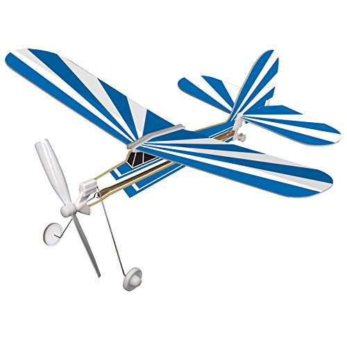 Sky Blue Flight Super Bear Skyryder Model Kit - 1