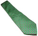 Polo Ralph Lauren Dress Necktie US(ポロラルフローレン)ネクタイハンドメイドmade in Italy (緑)