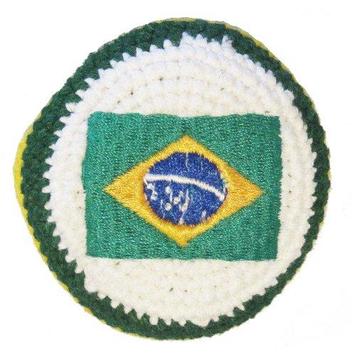 Hacky Sack - Flag of Brazil