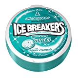Ice Breakers Sugar Free Mints, Wintergreen, 1.5-Ounce Tins (Pack of 16)