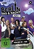 Berlin - Tag & Nacht - Staffel 5  Folge 81-100 [4 DVDs]