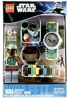 Lego - 9003370 - Accessoire Jeu de Construction - Star Wars Montre Boba Fett