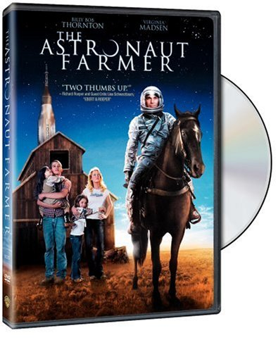 Cover art for  The Astronaut Farmer