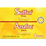 Grisi Bio Sulfur Soap with Lanolin 1-pack 4.4 Oz.