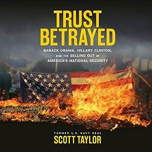 Trust Betrayed Audiobook