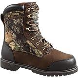 """Youth LaCrosse® 7"""" 800-gram Brawny™ Boots Mossy Oak® Break-Up™, M.O.B.U., 12"""