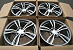 20″ Wheels for BMW E90 E92 325 328 335 Staggered Rims Set of 4