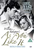As You Like It [1936] [DVD]