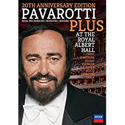 Pavarotti Plus: Live From the Royal Albert Hall