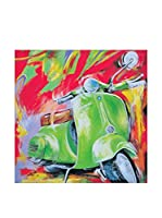 Artopweb Panel Decorativo Colle Vespa Ii