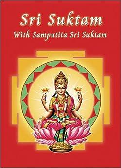 Sri Suktam with Samputita Sri Suktam: Amma Sri Karunamayi Vijayeswari