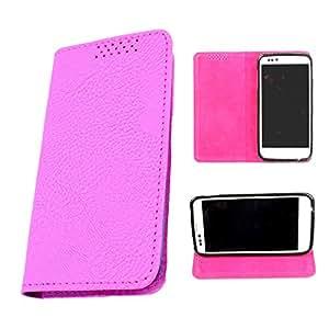 DooDa PU Leather Flip Case Cover For HTC Desire 700