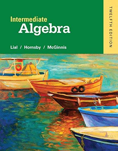 321969359 - Intermediate Algebra (12th Edition) -