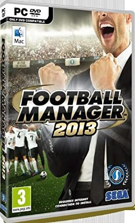 Football Manager 2013 PC Mac Brand New Sealed