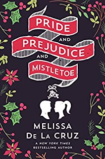 Book Cover: Pride and Prejudice and Mistletoe