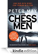 The Chessmen (Lewis Trilogy 3) [Edizione Kindle]