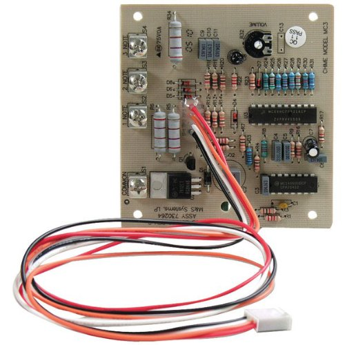 M  S SYSTEMS MC-3 3 Note Door Chime ModulesB00006JPR2 : image