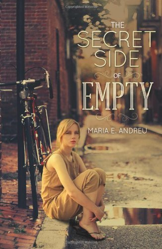 The Secret Side of Empty by Andreu, Maria E. (March 11, 2014) Hardcover (The Secret Side Of Empty compare prices)