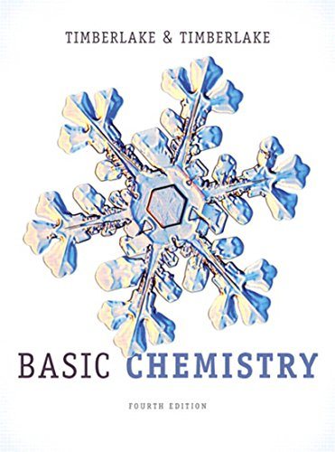 Karen C. Timberlake - Basic Chemistry (4th Edition)
