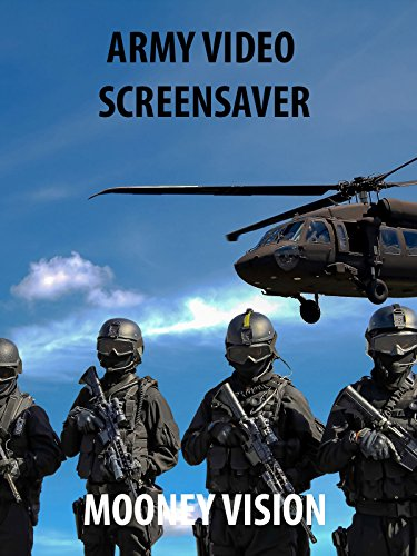 Army Video Screensaver Set To Music