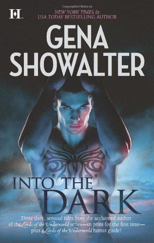 Image of Into the Dark: The Darkest Fire\The Amazon's Curse\The Darkest Prison (Lords of the Underworld)